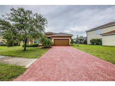 Naples FL Single Family Home For Sale: $295,000