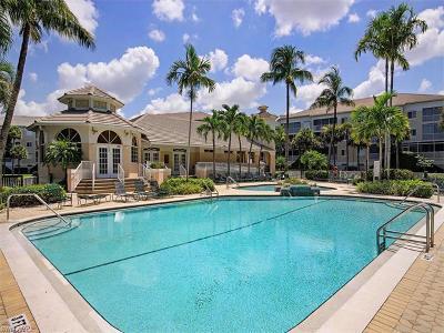 Naples Condo/Townhouse For Sale: 7606 Pebble Creek Cir #1-203
