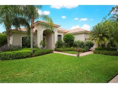 Naples Single Family Home For Sale: 8924 Mustang Island Cir
