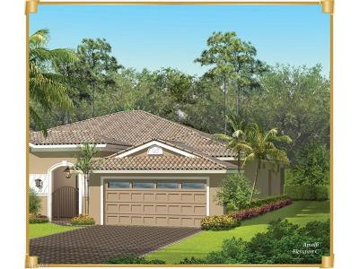Fort Myers Single Family Home For Sale: 8191 Venetian Pointe Dr