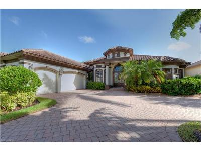 Estero Single Family Home For Sale: 10550 Glen Lakes Dr