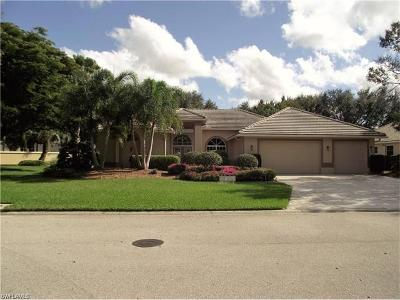 Fort Myers Single Family Home For Sale: 11211 Mahogany Run