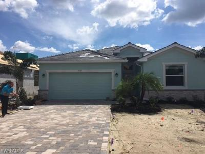 Fort Myers Single Family Home For Sale: 9647 Mirada Blvd
