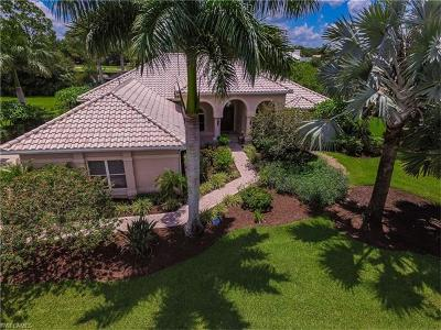 Fort Myers Single Family Home For Sale: 15841 Grey Friars Ct