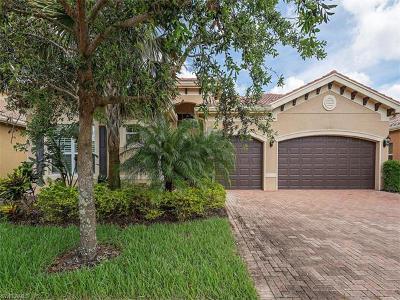 Naples Single Family Home For Sale: 6603 Monterey Pt