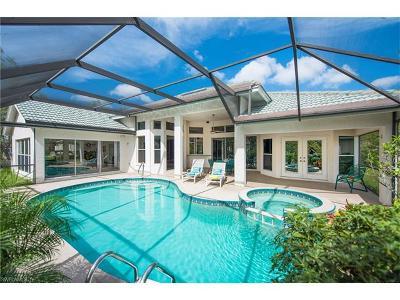 Naples Single Family Home For Sale: 6965 Mill Run Cir