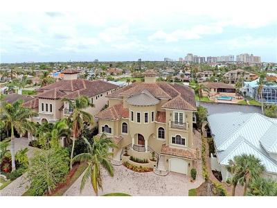 Naples FL Single Family Home For Sale: $2,599,000