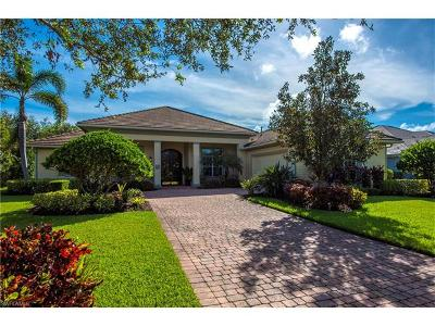 Fort Myers Single Family Home For Sale: 3220 Cypress Marsh Dr