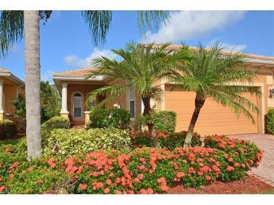 Estero Single Family Home For Sale: 21030 Cosenza Ct