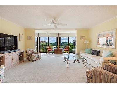 Naples Condo/Townhouse For Sale: 6040 Pelican Bay Blvd #D-303