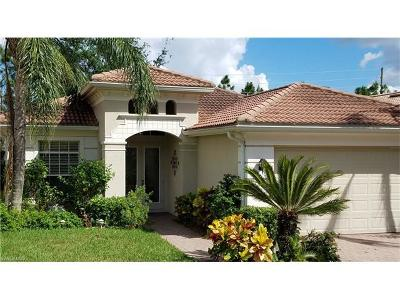 Naples Single Family Home For Sale: 5746 Lago Villaggio Way