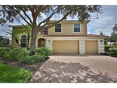Naples Single Family Home For Sale: 3765 Baldwin Ln