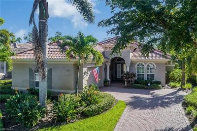 Fort Myers Single Family Home For Sale: 12371 Villagio Way