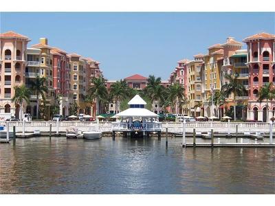 Naples Condo/Townhouse For Sale: 401 Bayfront Pl #3408