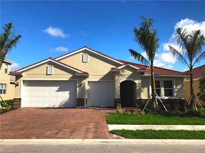 Fort Myers Single Family Home For Sale: 3951 Ashentree Ct