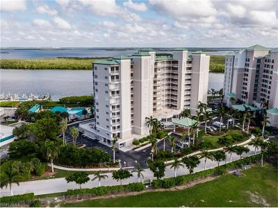 Fort Myers Beach Condo/Townhouse For Sale: 4141 Bay Beach Ln #4P6