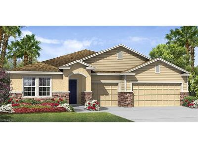 Fort Myers Single Family Home For Sale: 3955 Ashentree Ct