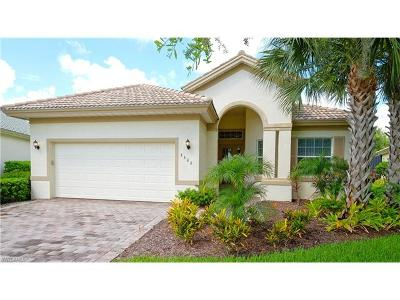 Fort Myers Single Family Home For Sale: 3600 Lakeview Isle Ct