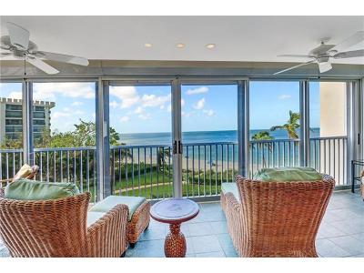Naples Condo/Townhouse For Sale: 3401 N Gulf Shore Blvd #303