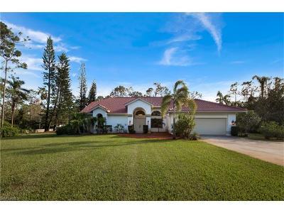 Golden Gate Estates Single Family Home For Sale: 6210 Copper Leaf Ln