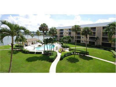 Naples Condo/Townhouse For Sale: 3000 N Gulf Shore Blvd #303