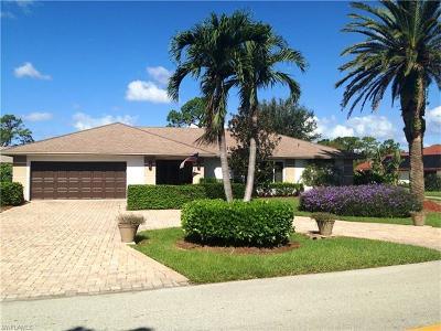 Bonita Springs Single Family Home For Sale: 9902 White Sands Pl