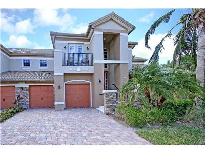Naples Condo/Townhouse For Sale: 8044 Players Cove Dr #1-202