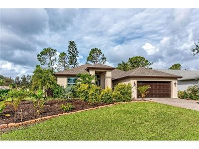 Bonita Springs Single Family Home For Sale: 25180 Divot Dr