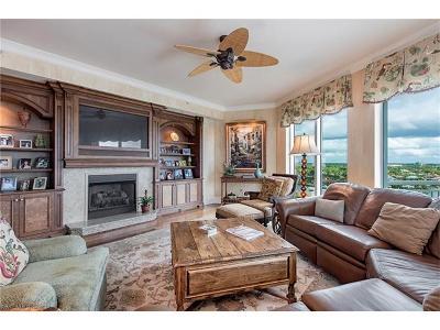 Collier County Condo/Townhouse For Sale: 4501 N Gulf Shore Blvd #1001