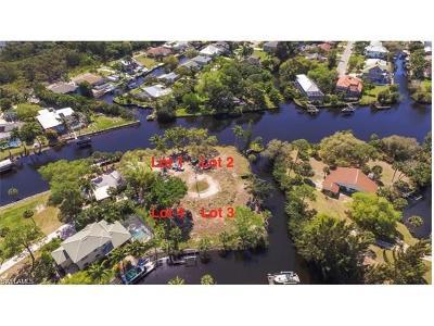 Bonita Springs Residential Lots & Land For Sale: 27211 Del Ln