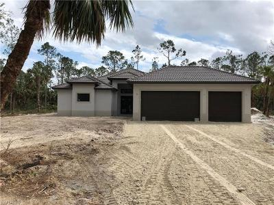 Naples Single Family Home For Sale: 822 NW 24th Ave