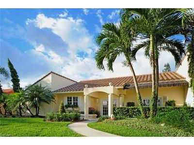 Naples Single Family Home For Sale: 5265 Berkeley Dr