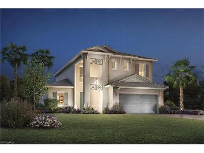 Naples Single Family Home For Sale: 10091 Palazzo Dr