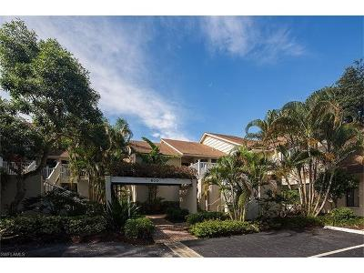 Naples Condo/Townhouse For Sale: 608 Courtside Dr #F-203