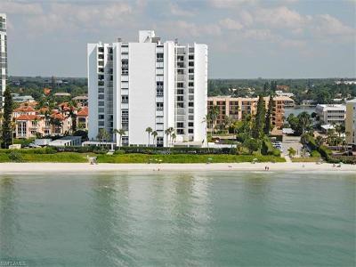 Naples Condo/Townhouse For Sale: 3951 N Gulf Shore Blvd #801