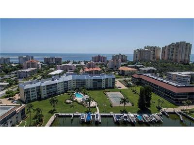 Marco Island Condo/Townhouse For Sale: 1011 Swallow Ave #305