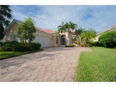 Naples Single Family Home For Sale: 5963 Bermuda Ln
