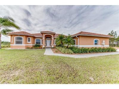 Naples Single Family Home For Sale: 3584 NE 56th Ave