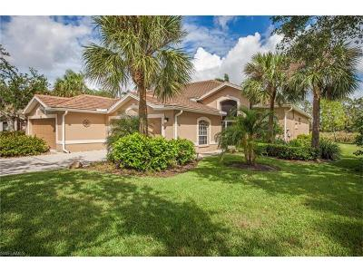 Naples Single Family Home For Sale: 8759 Naples Heritage Dr #D-23
