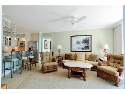 Marco Island Condo/Townhouse For Sale: 58 N Collier Blvd #1907
