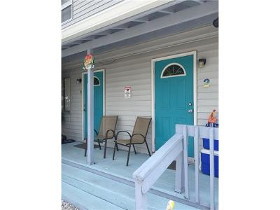 Fort Myers Beach Multi Family Home For Sale: 224 Fairweather Ln