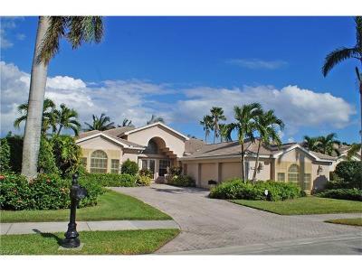 Naples Single Family Home For Sale: 3578 Cedar Hammock Ct