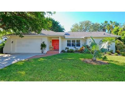 Fort Myers Single Family Home For Sale: 12426 McGregor Woods Cir