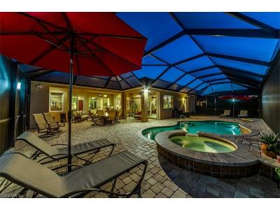 Fort Myers Single Family Home For Sale: 12808 Guildford Ter