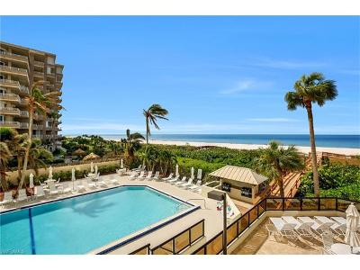 Sandcastle At Marco Beach Condo/Townhouse For Sale: 730 S Collier Blvd #103