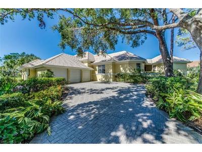 Bonita Springs Single Family Home For Sale: 27861 Riverwalk Way