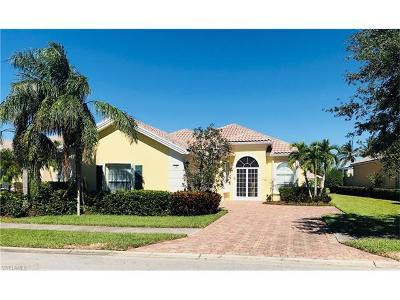Naples Single Family Home For Sale: 7259 Carducci Ct