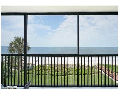 Collier County Condo/Townhouse For Sale: 9375 Gulf Shore Dr #602