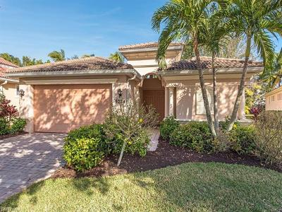 Single Family Home For Sale: 5774 Lago Villaggio Way