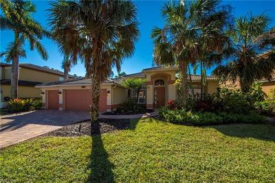 Naples Single Family Home For Sale: 14948 Indigo Lakes Dr